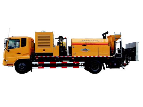 易山重工ESN5160TXB再生機械(滾筒式熱再生綜合養護車)