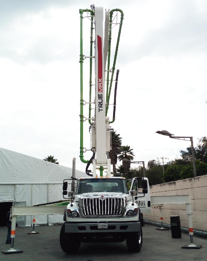 信瑞重工TP43RZ5泵车高清图 - 外观