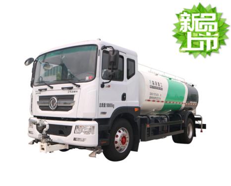 森源重工SMQ5181GQXEQE6型清洗车洒水车