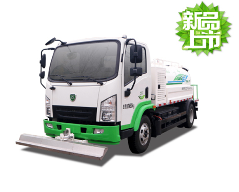 森源重工SMQ5070GQXBEV型纯电动清洗车洒水车