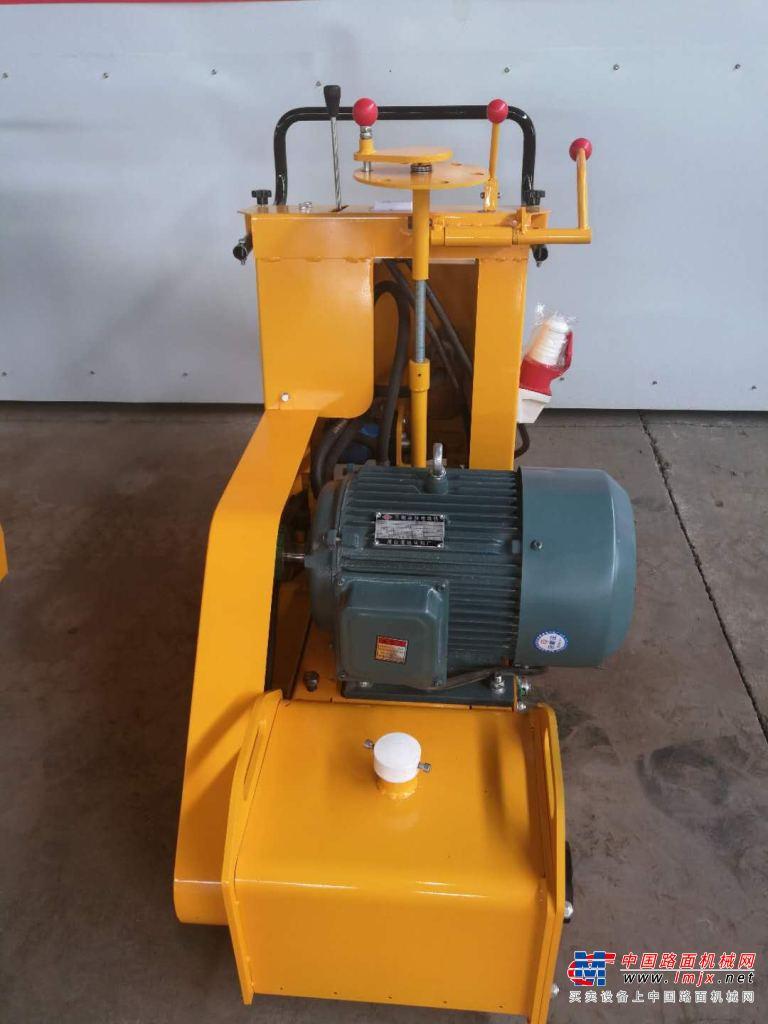 路霸QXY-300电动液压中型铣刨机柴油铣刨机高清图 - 外观