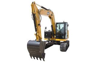 卡特彼勒新一代Cat?308.5迷你型液压挖掘机