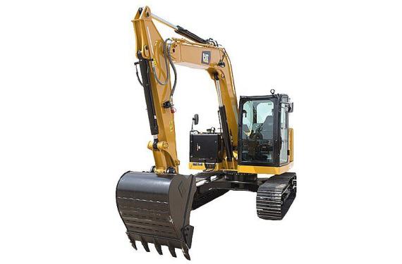 卡特彼勒新一代Cat®308.5迷你型液压挖掘机