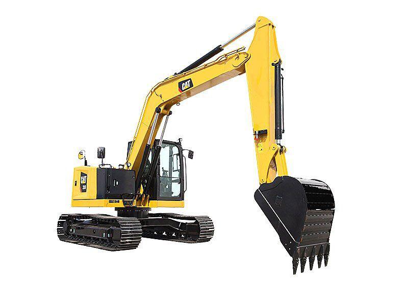 卡特彼勒新一代CAT®310迷你型液压挖掘机