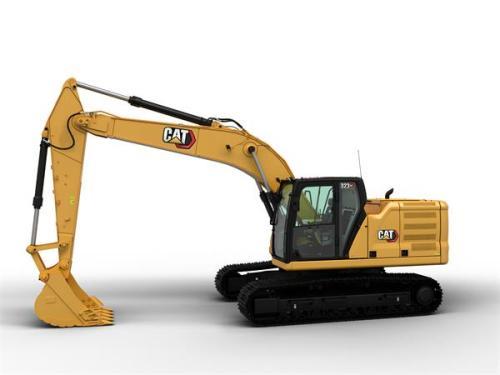 卡特彼勒※新一代Cat?323 GC液压挖掘机