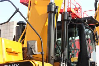 三一重工SY485H大型液压挖掘机高清图 - 外观