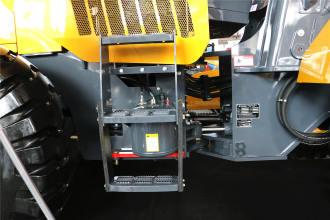 徐工LW600FV燃油型装载机高清图 - 外观