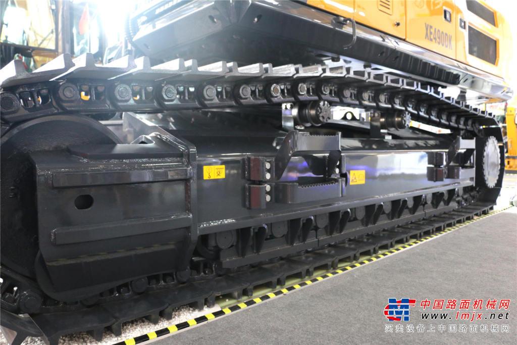 徐工XE490DK挖掘機高清圖 - 外觀