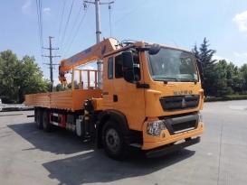 楚胜XZJ5250JSQZ5型随车起重运输车