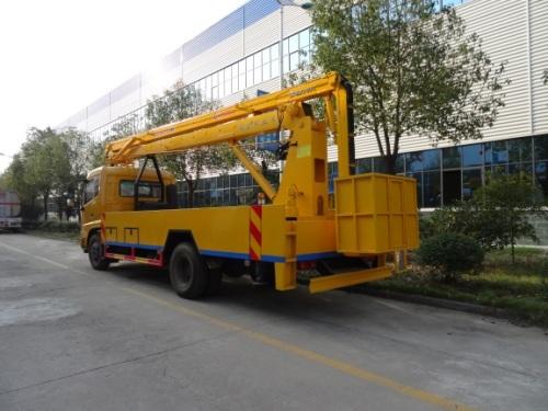 楚胜CSC5131JGKD24 型18米高空作业车