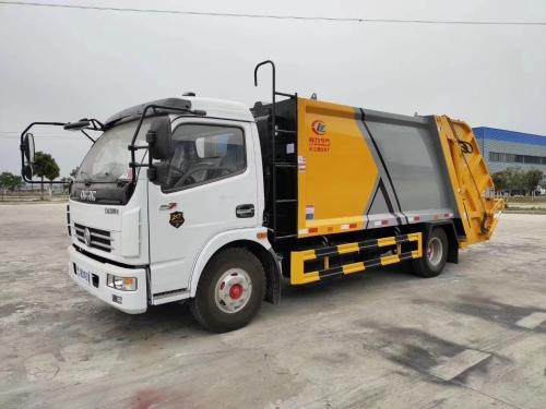 楚胜CSC5125ZYS6型10方压缩式垃圾车