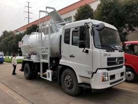 楚胜CSC5180TCAD6型餐厨垃圾车