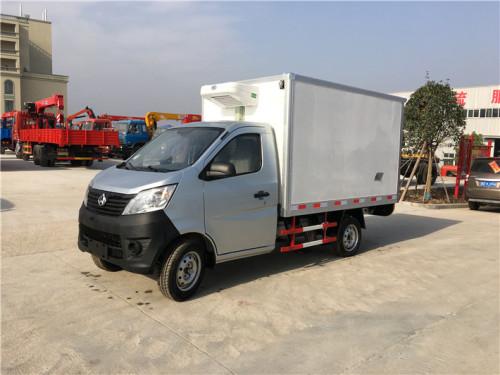 楚胜CLW5020XLC5型冷藏车