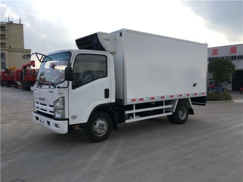 楚胜CLW5040XLCQ5型冷藏车
