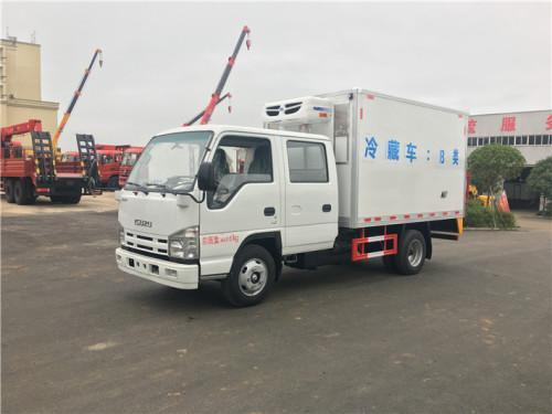 楚胜QL1040A6HWY型冷藏车
