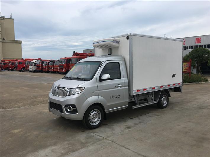 楚胜SY5020XLC-YC5AP型冷藏车