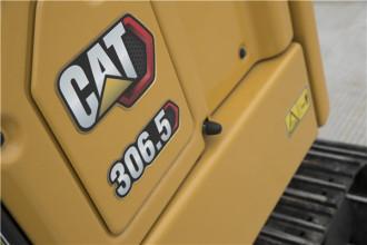 卡特彼勒新一代Cat®306.5迷你型液压挖掘机高清图 - 外观