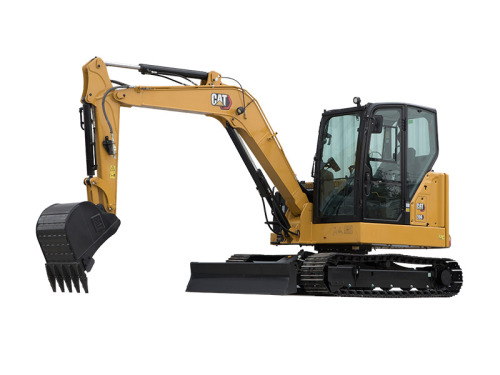 卡特彼勒新一代Cat®306迷你型液压挖掘机