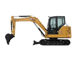 卡特彼勒新一代Cat?306.5迷你型液压挖掘机