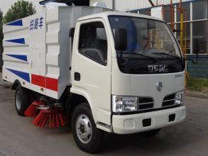 楚胜CSC5075TSL6型扫路车高清图 - 外观