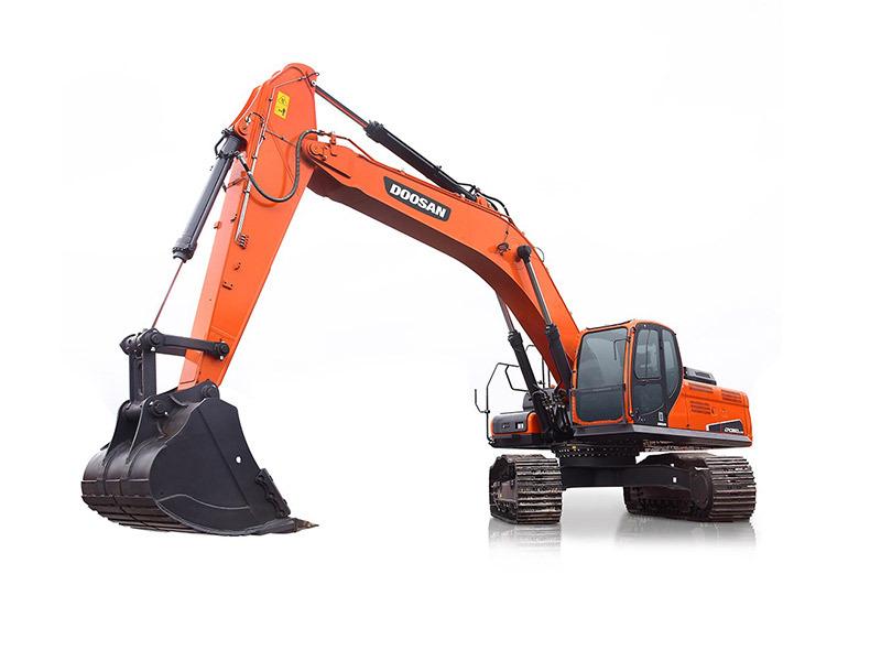 斗山DX360LC-9C挖掘机