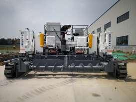 镇江路机CP8000滑模式水泥摊铺机
