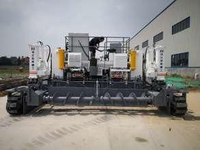 镇江路机CP8000滑模式水泥摊铺机高清图 - 外观