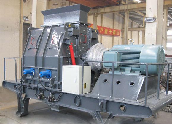 丁博重工SHKX-1600破碎机高清图 - 外观