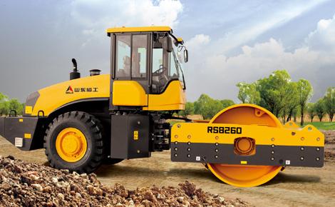 山東臨工RS8260機械式單鋼輪振動壓路機