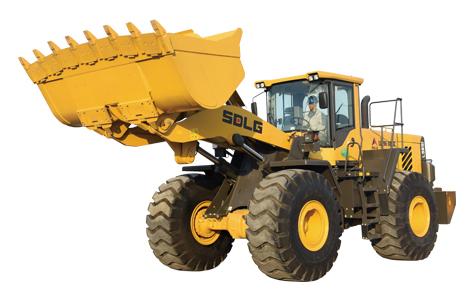 山东临工L989F8吨装载机