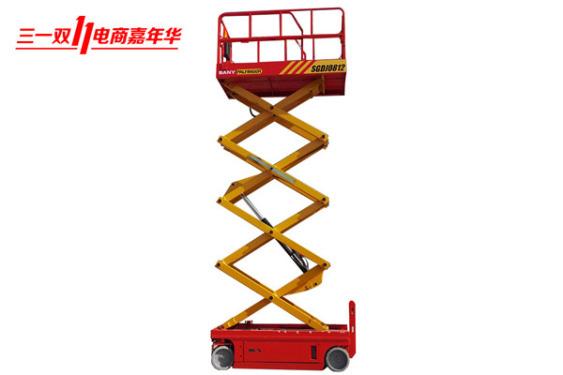三一重工SGDJ0812高空作业车