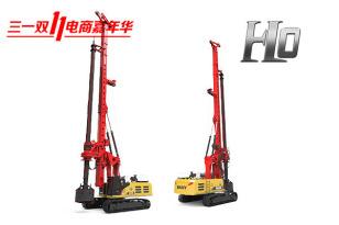 三一重工SR405R-H10旋挖鉆機