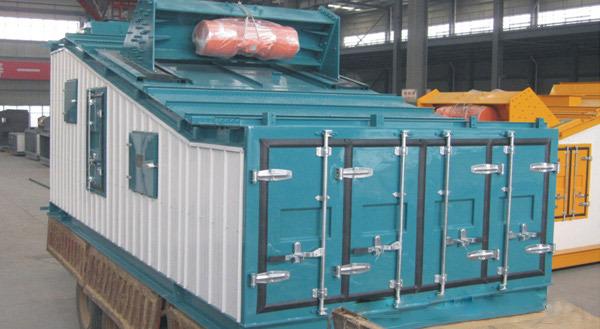 新乡格林6GLS6000/70沥青搅拌站专用振动筛