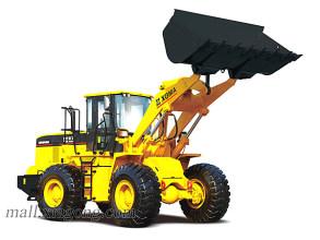 厦工XG956H轮式装载机高清图 - 外观