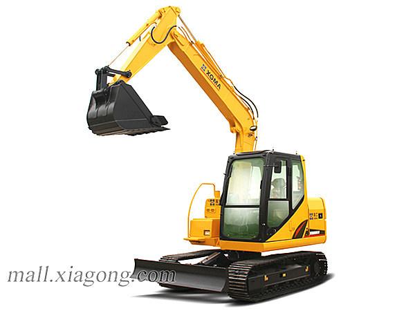 厦工XG809F履带式挖掘机