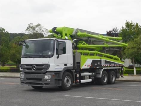 中联重科56X-6RZ 4.0复合技术泵车
