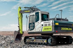 中联重科ZE135E-10挖掘机