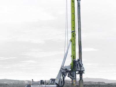 中聯重科ZR220C-3旋挖鑽機  720°VR全景展示