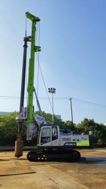 中联重科ZR125C-3旋挖钻机  720°VR全景展示