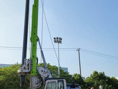 中聯重科ZR125C-3旋挖鑽機  720°VR全景展示