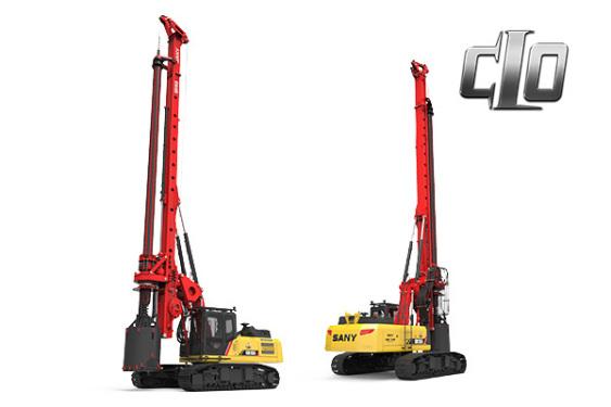 三一重工SR155-C10旋挖钻机