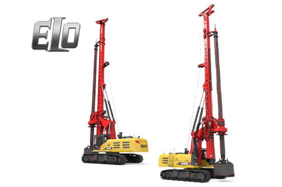 三一重工SR360R-E10旋挖钻机