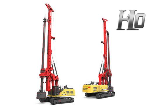 三一重工SR360R-H10旋挖钻机