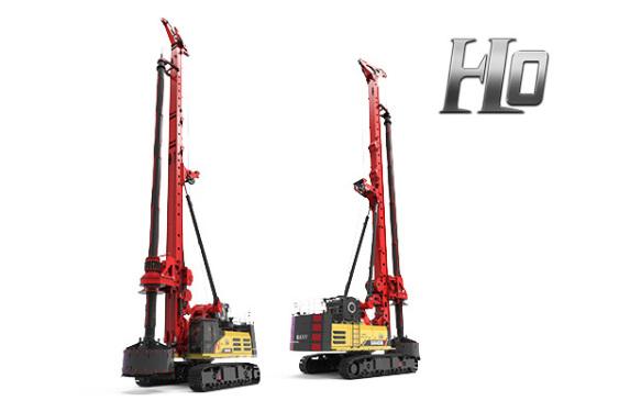 三一重工SR445R-H10旋挖鉆機
