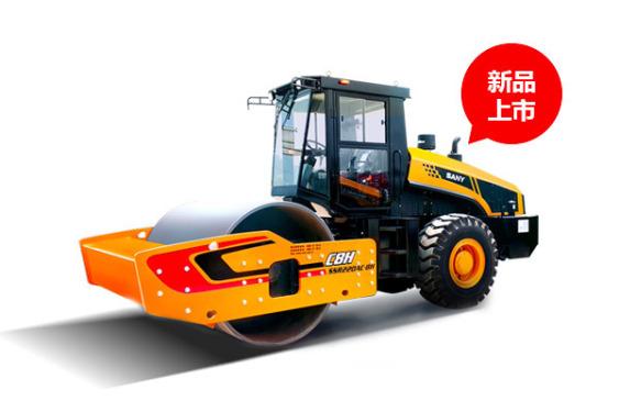 三一重工SSR200AC-8H全液壓單驅單鋼輪壓路機