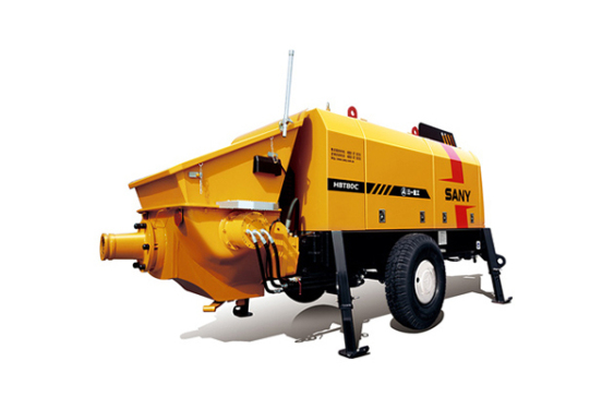 三一重工HBT6013C-5A拖泵