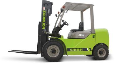 中联重科FD40内燃平衡重式叉车高清图 - 外观