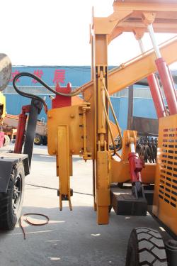 祥瑞重工XR-260压桩机高清图 - 外观