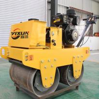宜迅YX-600C手扶式双钢轮压路机