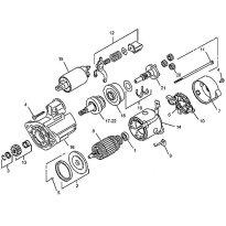 卡特彼勒185-9157起动装置